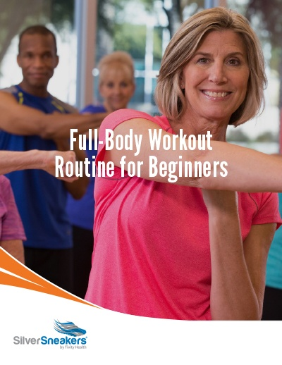 Full-Body Workout for Beginners Ebook Cover